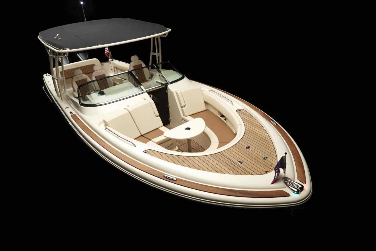 Chris Craft Calypso 20 Bow High Shot